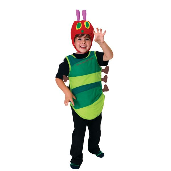 Hungry Caterpillar Costume Toddlers Fancy Dress Outfit